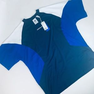 adidas Originals Men's EQT Blue Curve Jersey - NWT